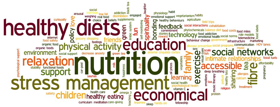 Healthy nutrition essay